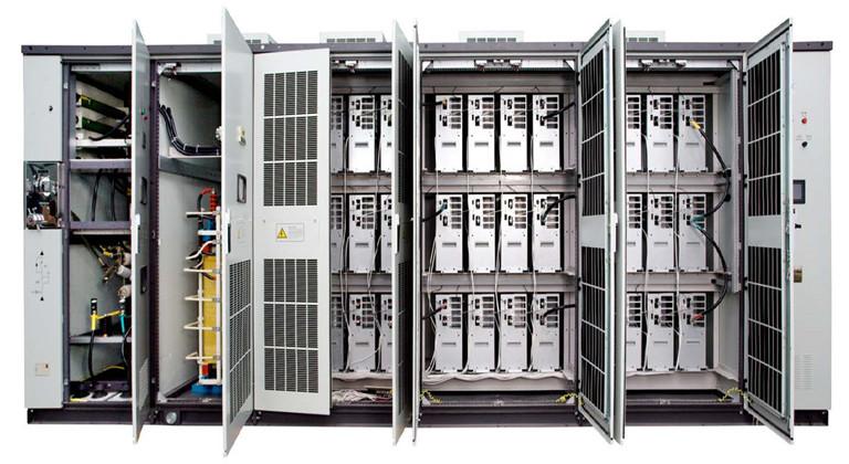SVG高压有源无功补偿装置